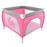 *Манеж Carello Grande Pink арт. 7401