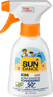 SUNDANCE Med Kids Ultra Sensitive Sonnenspray LSF50+ - Детский солнцезащитный спрей гипоаллергенный 50+, 200мл