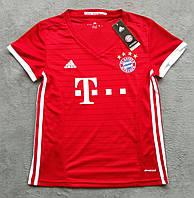 Женская футболка Бавария (красная)