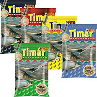 Прикормка Timar Mix Carp Mix Black Карп Микс черный 1kg