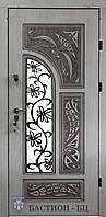 Входная дверь в частный дом (три  контура) модель Милорд