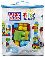 Конструктор Mega Bloks от Fisher Price на 60 деталей