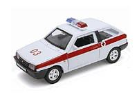 Игрушка машина LADA 2108 Скорая помощь 42377AE