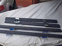 Релинги для перевозки надувных лодок, каяков, байдарок