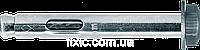 Анкер гильзовый с болтом REDIBOLT М8/10x60 (100шт/уп)