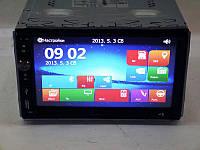 "Автомагнитола Pioneer TS-6220 2DIN 7"" GPS+MР3+TV+Fm"