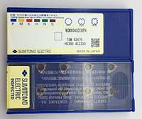 Твердосплавные пластины сменные для резцов Sumitomo WCMX040208 FN ACZ 330