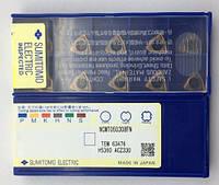 Твердосплавные пластины сменные для резцов Sumitomo WCMX050308 FN ACZ 330