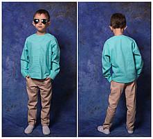 """Стильный комплект брюки + рубашка """"хулиганка"""" для мальчика"""