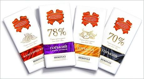 Шоколад КФ Коммунарка 100г