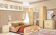 """Ліжко двоспальне """"Флоренція"""" 160 180"""