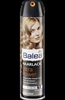 Лак для волос Balea Ultra - Power ультра сильной фиксации 300 мл