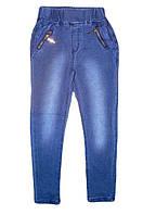 Леггинсы под джинс для девочек, Seagull, размеры 158, арт. CSQ-88897