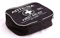 Аптечка автомобільна AMA-2 автобус до 18 чол. 035-005 (сумка чорна), фото 1