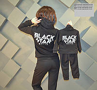 """Детский спортивный костюм """"BLACK STAR MAFIA"""" 4010 НР размеры: 1, 2, 3"""