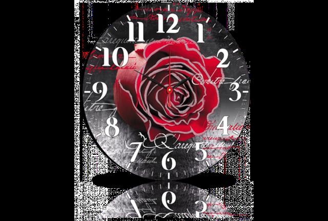 Круглые часы 45см