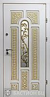 Входная дверь в частный дом (три  контура) модель Лотос