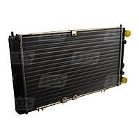 Радиатор ВАЗ-1118 КАЛИНА алюминиевый LA 1118-1301012 LSA
