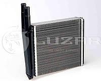 Радиатор ОТОПИТЕЛЯ ВАЗ-1118 КАЛИНА алюминиевый (LRh0118) ЛУЗАР