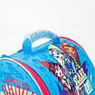 Рюкзак школьный каркасный (ранец) 501 Monster High, MH17-501S, фото 6