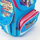 Рюкзак школьный каркасный (ранец) 501 Monster High, MH17-501S, фото 7