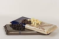 Черный шоколад в виде бриллиантов Арибе 72% какао-массы