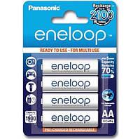 Аккумулятор Panasonic eneloop AA R6 пальчик 2000mA