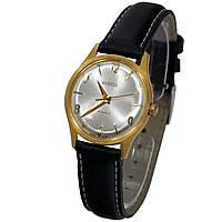 Позолоченные часы Wostok 18 jewels shockproof balance dustproof , фото 1
