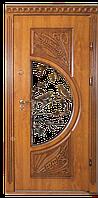 Входная дверь модель Лиман (два контура) улица