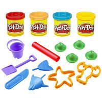 Play-Doh Набор в мини ведерке Beach