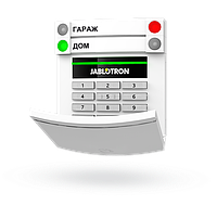 JA-113E Адресный модуль доступа с RFID считывателем и клавиатурой, фото 1
