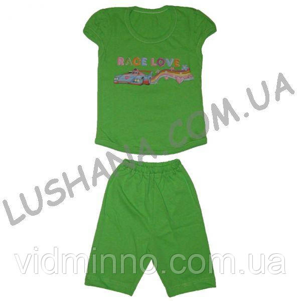 Літній костюм Тонечка на ріст 80-86 см - Кулір