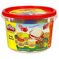 Play-Doh Набор в мини ведерке Picnic Bucket