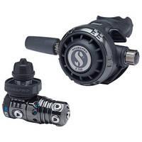 Регуляторы для дайвинга Scubapro MK25 G260 Black Tech