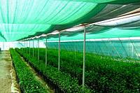 Сетка Затеняющая 95%   3х50м (120гр) темно-зеленая