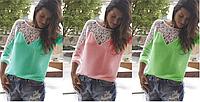 Женская легкая блуза Софт