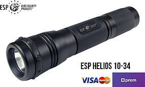 Тактический полицейский фонарь ESP Helios 10-34-4R с микросхемой CREE XM-L2