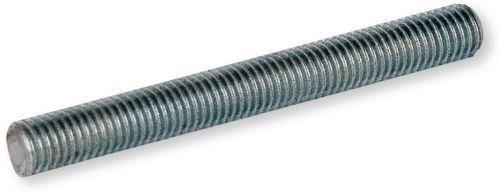 Стержень резьбововой, метровый, класс прочности 8.8. Белый цинк DIN 975 (Шпилька)