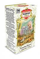 Черный чай Gabriel в картонной пачке «Волшебный единорог» - PEKOE 100 г.