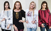 Яскравий тренд в етнічному стилі: модні вишиванки