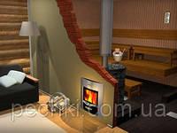 Дровяная печь Harvia Legend 240 Duo, фото 1