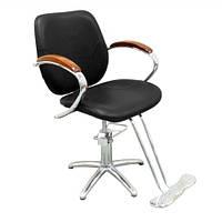 Крісло перукарське BM68124 Black