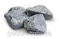 Камни для бани - перидотит, мелкие, 20 кг