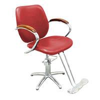Кресло парикмахерское BM68124 Red