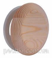 Вентиляционная заглушка для сауны SAWO 160, сосна, фото 1
