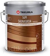 Пропитка Tikkurila Supi Saunasuoja 2,7 л