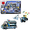 Конструктор типа Лего (Brick) Полицейский участок 457833/127