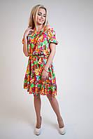 Оптом летние платья молодежные