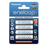 Аккумуляторы Panasonic Eneloop AA (R6) 2000mAh NiMh 4шт (BK-3MCCE/4BE),1.2V