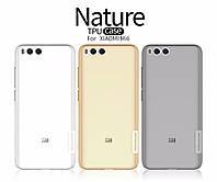 TPU чехол Nillkin для Xiaomi Mi6 ( 3 цветов)